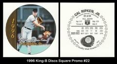 1996 King-B Discs Square Promo #22