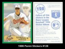 1996 Panini Stickers #128