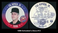 1996 Schwebels Discs #13
