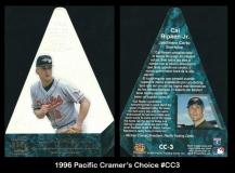 1996 Pacific Cramers Choice #CC3