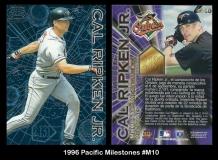 1996 Pacific Milestones #M10