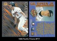 1996 Pacific Prisms #P77