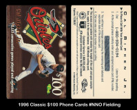 1996-Classic-100-Phone-Cards-NNO-Fielding
