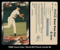 1996 Coca Cola Sprint $2 Phone Cards #4