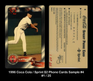 1996-Coca-Cola-Sprint-2-Phone-Cards-Sample-4