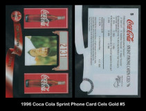 1996-Coca-Cola-Sprint-Phone-Card-Cels-Gold-5