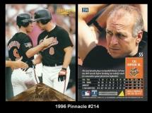 1996 Pinnacle #214
