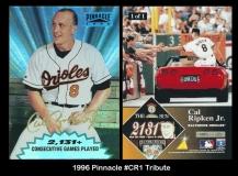 1996 Pinnacle #CR1 Tribute