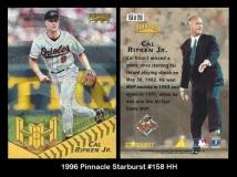 1996 Pinnacle Starburst #158 HH