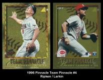 1996 Pinnacle Team Pinnacle #4