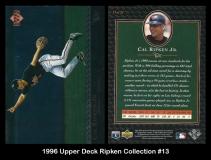 1996 Upper Deck Ripken Collection #13