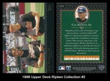 1996 Upper Deck Ripken Collection #2