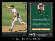 1996 Upper Deck Ripken Collection #4