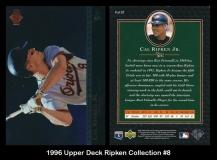 1996 Upper Deck Ripken Collection #8