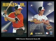 1996 Score Diamond Aces #5