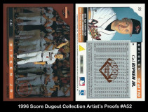 1996-Score-Dugout-Club-Artists-Proofs-A52