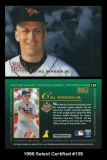 1996 Select Certified #139