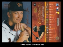 1996 Select Certified #53