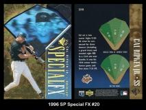 1996 SP Special FX #20