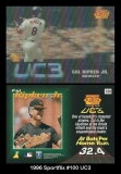 1996 Sportflix #100 UC3