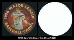 1996 Sportflix Super 3in Disc #NNO
