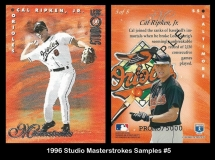 1996 Studio Masterstrokes Samples #5