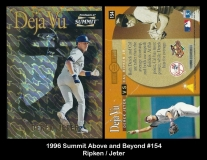 1996 Summit Above and Beyond #154