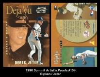 1996 Summit Artists Proofs #154