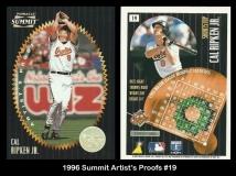 1996 Summit Artists Proofs #19