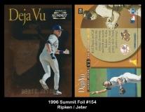 1996 Summit Foil #154