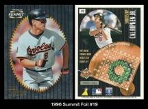 1996 Summit Foil #19