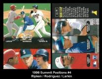 1996 Summit Positions #4