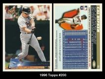 1996 Topps #200