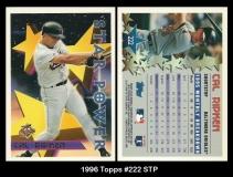 1996 Topps #222 STP