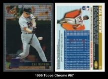 1996 Topps Chrome #67