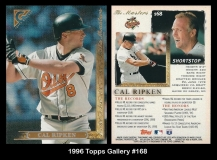 1996 Topps Gallery #168