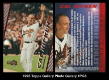 1996 Topps Gallery Photo Gallery #PG