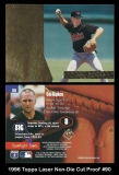 1996 Topps Laser Non-Die Cut Proof #90