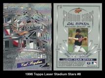 1996 Topps Laser Stadium Stars #8