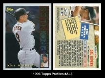 1996 Topps Profiles #AL8