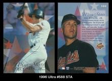 1996 Ultra #588 STA