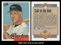 1996 Ultra Call to the Hall #7
