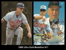 1996 Ultra Gold Medallion #11