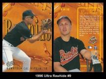 1996 Ultra Rawhide #9