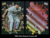 1996 Ultra Season Crowns #8