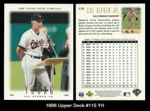 1996 Upper Deck #115 YH