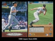1996 Upper Deck #280