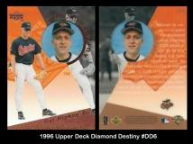 1996 Upper Deck Diamond Destiny #DD6