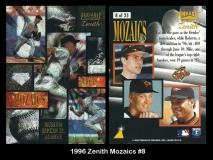 1996 Zenith Mozaics #8