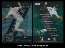 1996 Zenith Z-Team Samples #3